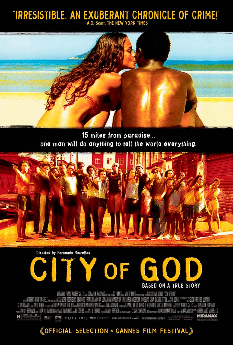 movies for photographers city of god