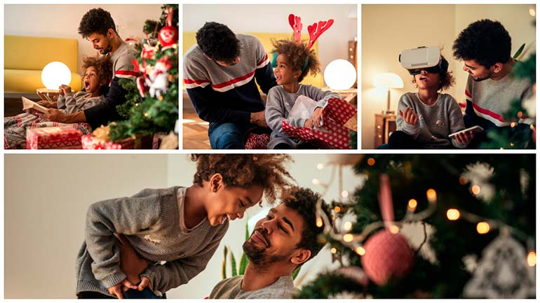 storytelling holiday campaigns