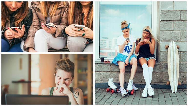 technology driven generation z visual trends 2017