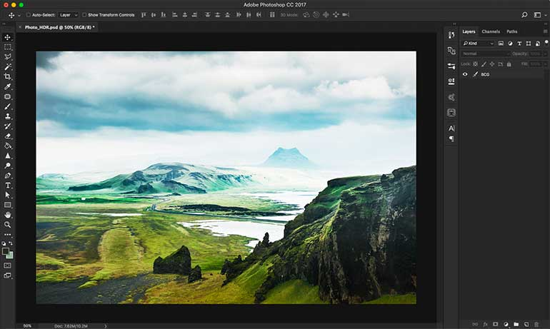hdr photoshop tutorial 10