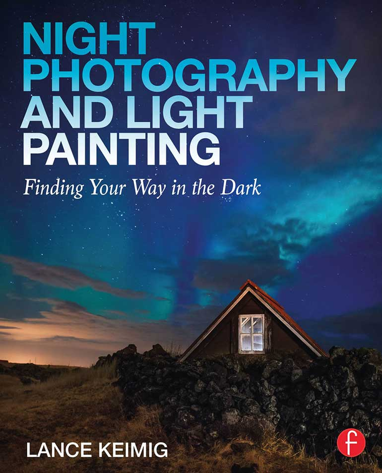 books for photographers night photography and light painting finding your way in the dark