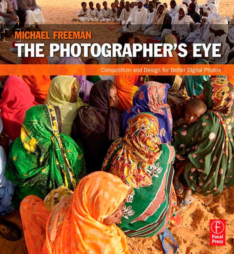 books for photographers the photographer's eye