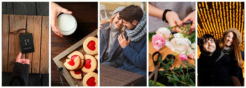 featured collection st valentine's day