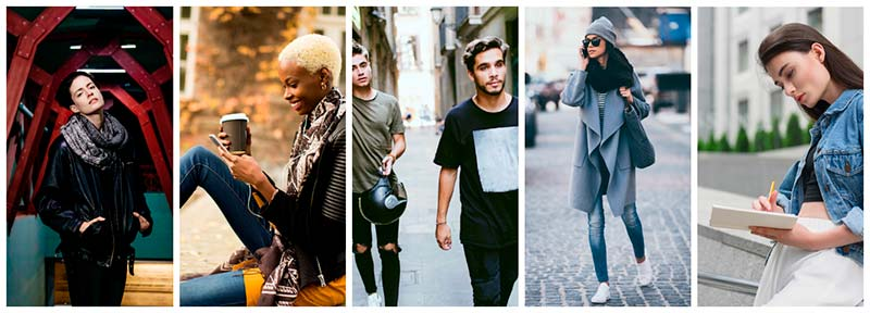 featured collection street style photography