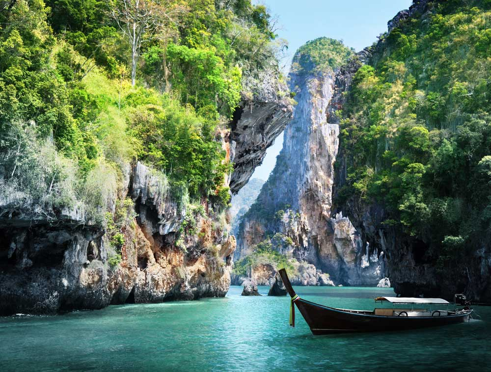 top travel destinations for photographers thailand