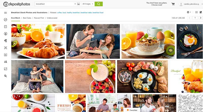 stock photography image search