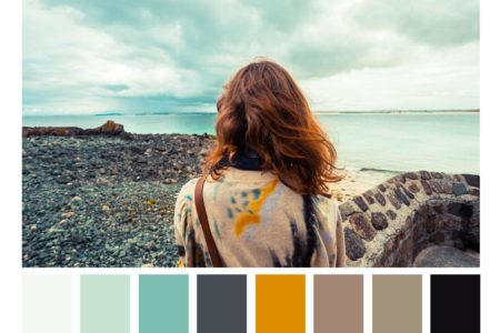 Color palettes in photography