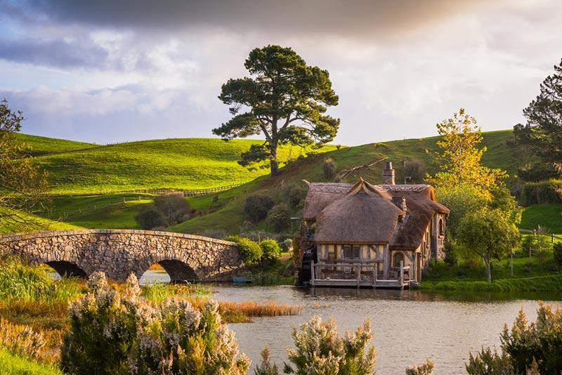 lord of the rings film set location
