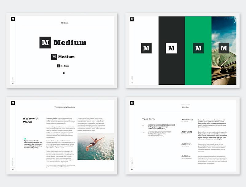 how to create a brand style guide 2