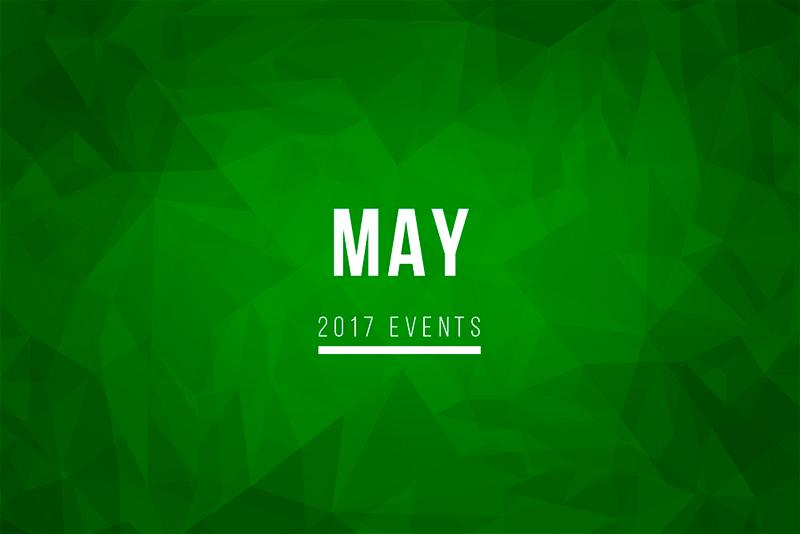 Visual Communication Events May 2017