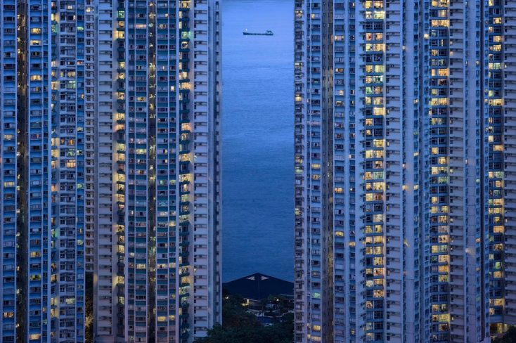 Hong Kong as You've Never Seen it: Photography by Romain Jacquet-Lagreze