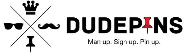 dudepins logo