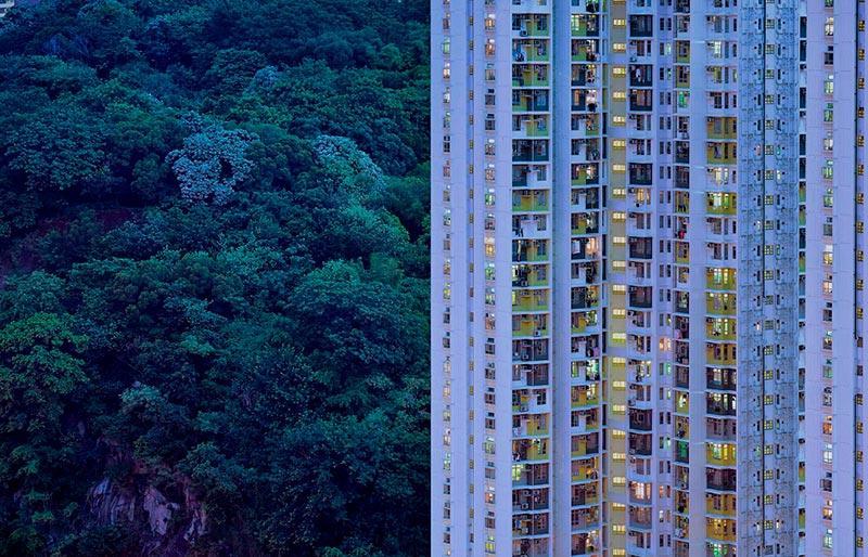 photography of hong kong