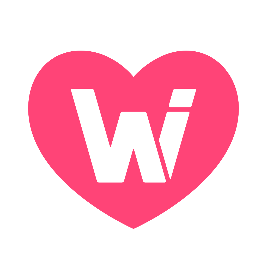 weheartit icon white