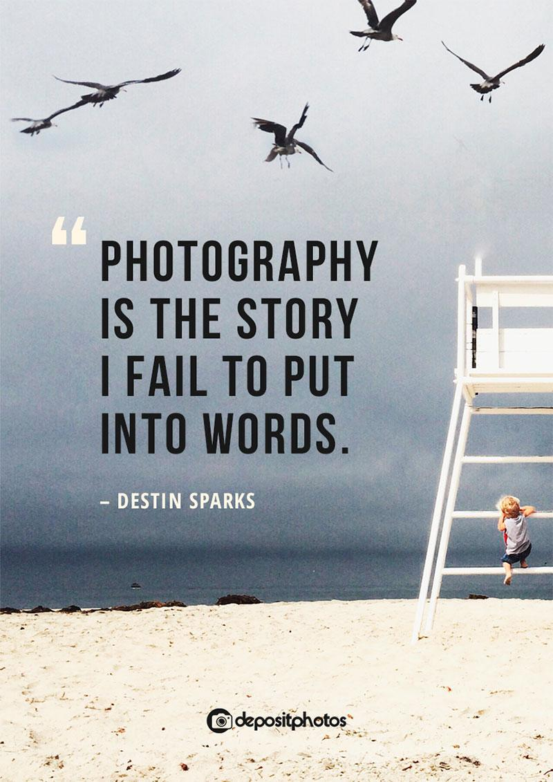 35 Inspirational And Uplifting Quotes About Photography