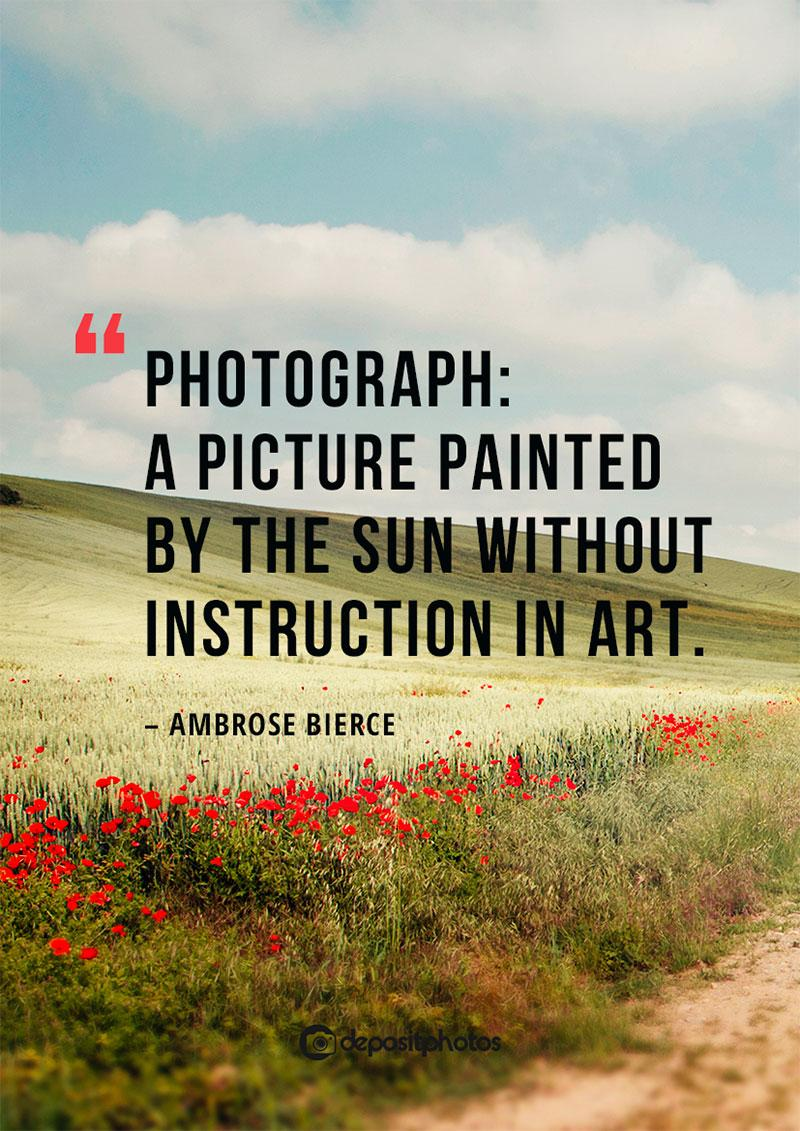 quotes on photography depositphotos 5