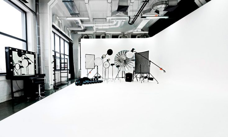 The Largest Photo Studio in Eastern Europe Opens in Kyiv