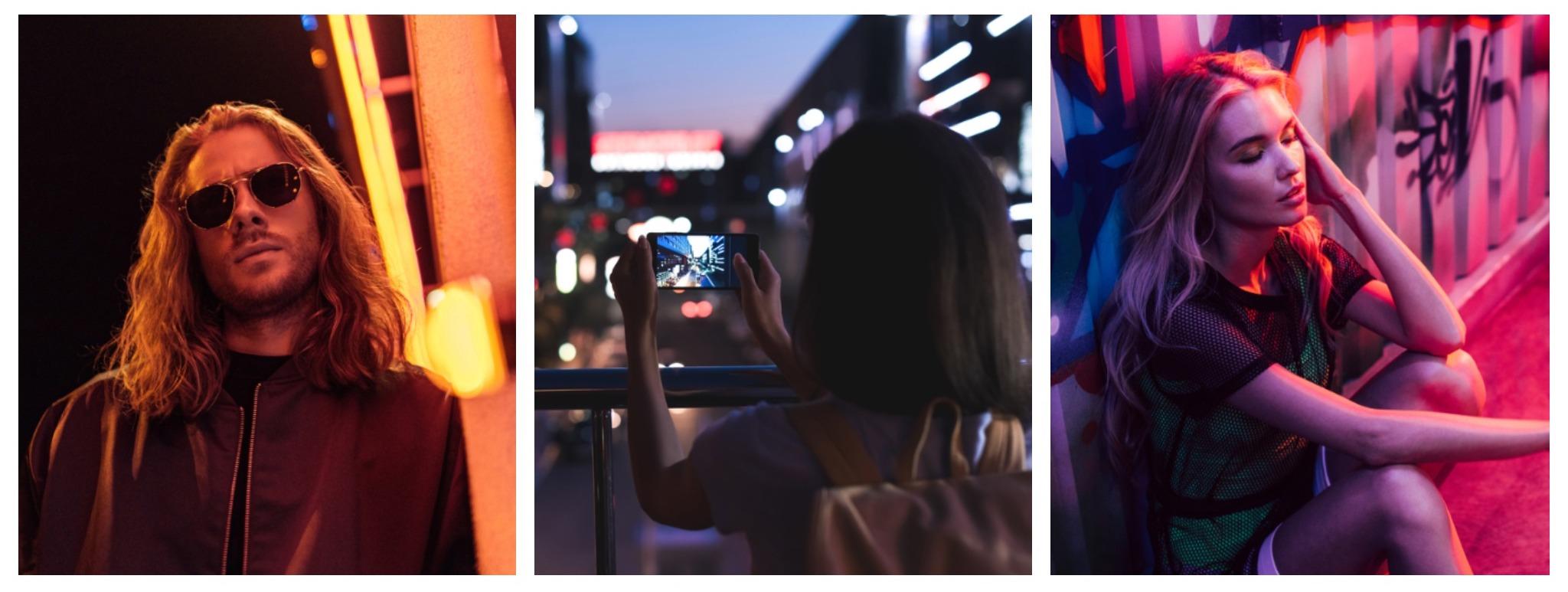 Spontaneous streetlife photography