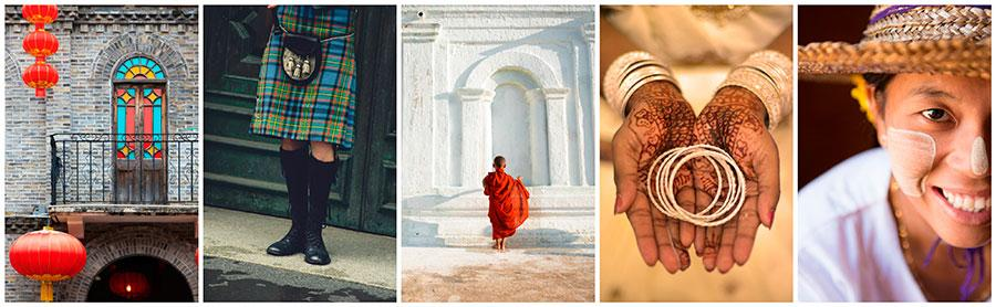 celebrating cultures and diversity photo collection