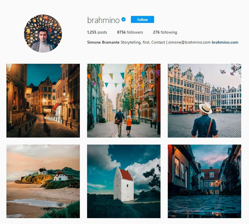 creative instagram accounts 2017