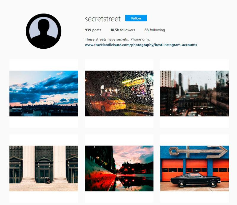 how to curate an instagram account