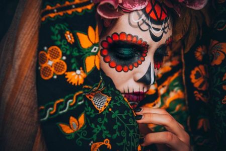 unusual halloween stock images