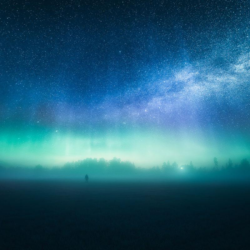 Mikko Lagerstedt Glowing Lights 2