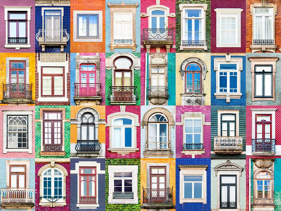 AndreVicenteGoncalves   Windows of the World   Europe   Portugal   Porto