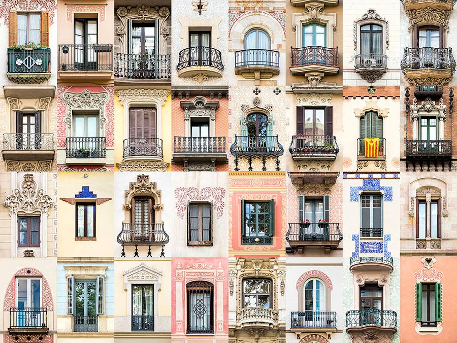 AndreVicenteGoncalves   Windows of the World   Europe   Spain   Barcelona