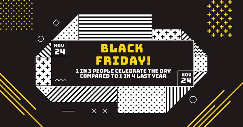 black friday statistics 2017