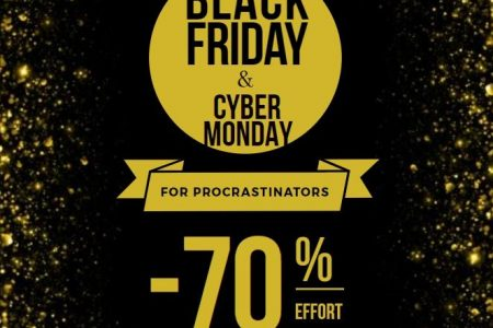 last minute black friday cyber monday ideas