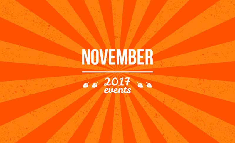 november visual communications events 2017