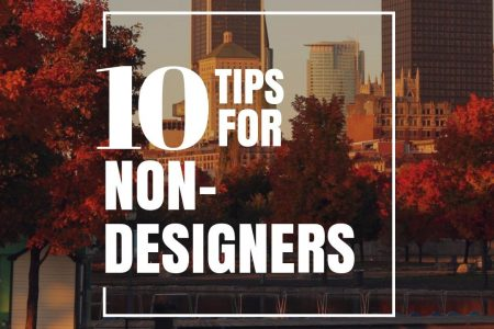 10 tips for non designers