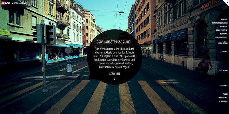 best-of-website-design-360°-Langstrasse-Zürich-awwwards