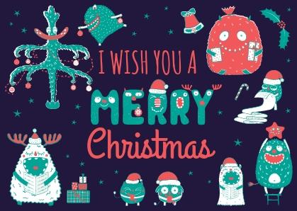 free digital Christmas cards 8