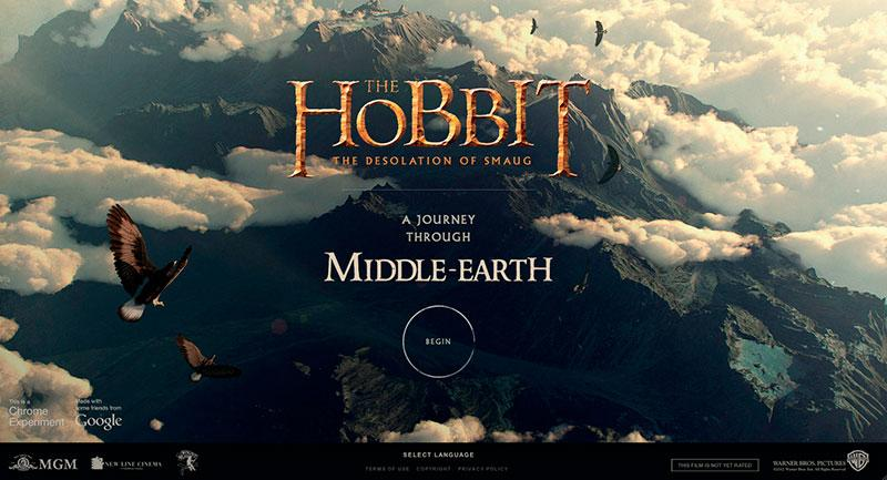 the-hobbit-website