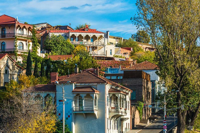 Tbilisi, Georgia Unusual Travel Destinations for Photographers in 2018