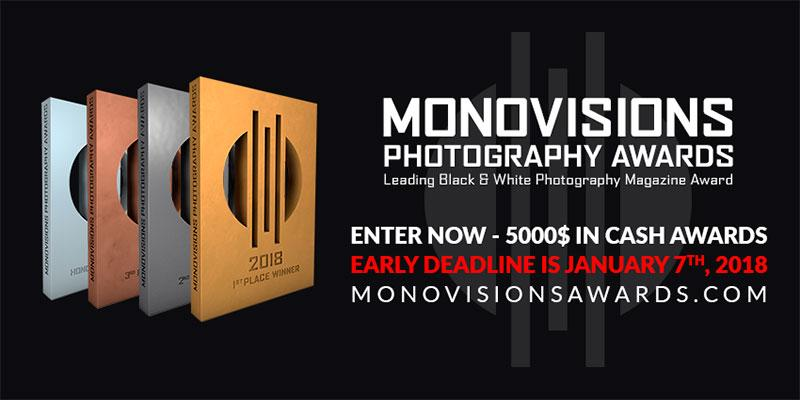 MonoVisions Photography Awards contest 2018