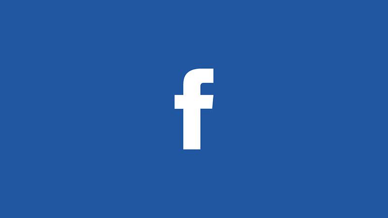 facebook logo 2018
