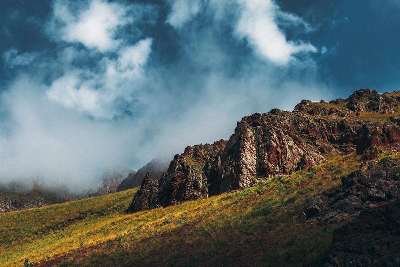 picturesque mountains image from Sergey Tinyakov's portfolio