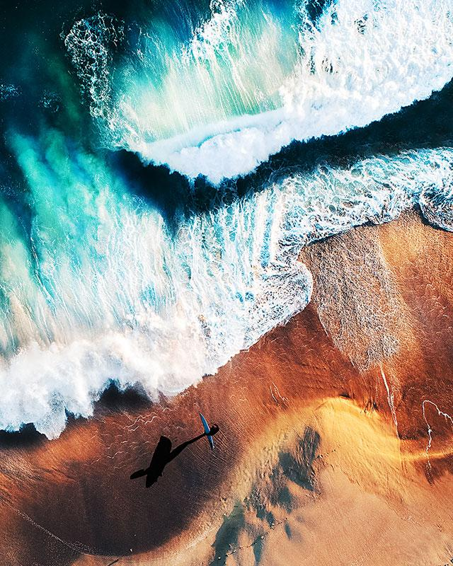 Emily Kaszton nature aerial 1st place winner International Photographer of the Year 2017