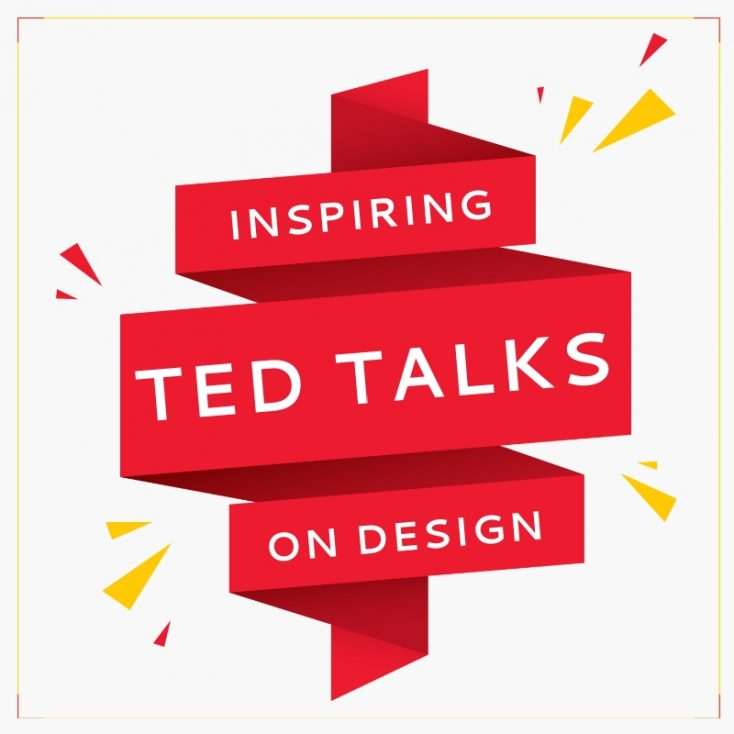 The Most Inspiring and Motivating TED Talks on Design and Creativity