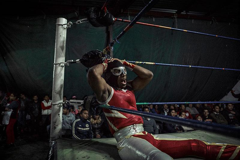 Annick Donkers photography   Lucha Extrema