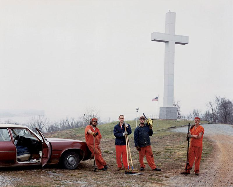 Alec Soth deadpan photography