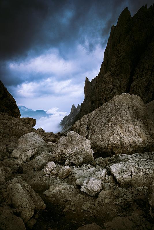 Stefano Gardel photography Grim Dolomites 1