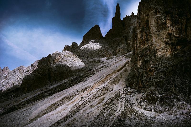 Stefano Gardel photography Grim Dolomites 3