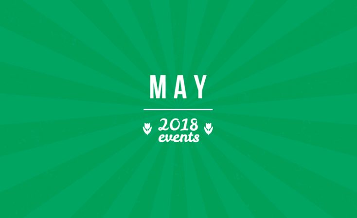 Industry Events You Can Attend in May