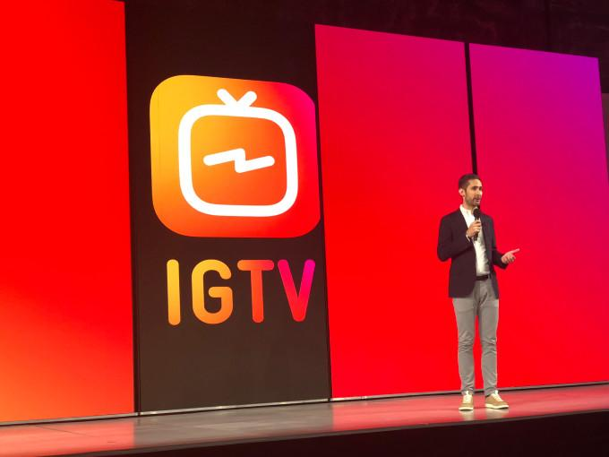 Instagram IGTV Launch