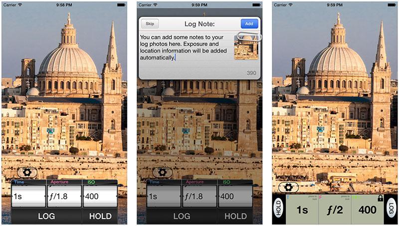 Light Meter apps for photographers