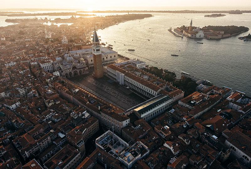 top behance photography projects   venice from above 3